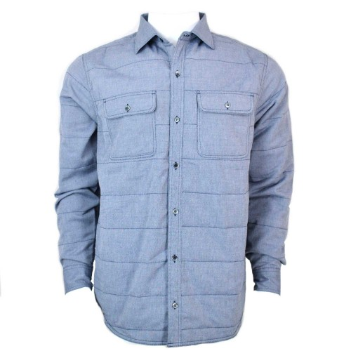 Antigua Quilted Shirt Jacket